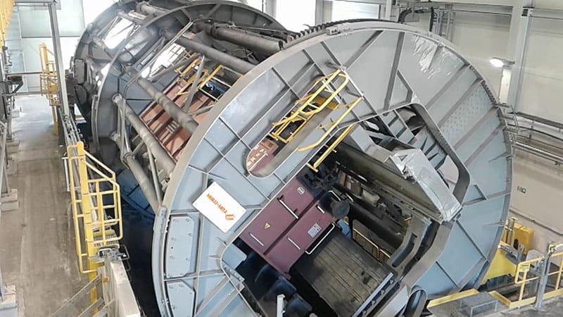 Tor-Mar szkolenie: Obsługa wywrotnic do wagonów kolejowych